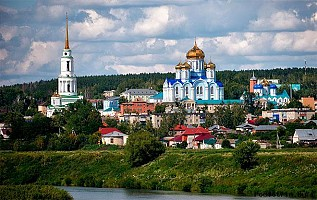 Monastery of the Nativity of the Most Holy Theotokos, Zadonsk